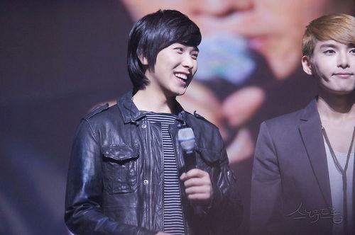 Sungmin KRY buổi hòa nhạc in Seoul