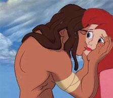 Tarzan/Ariel