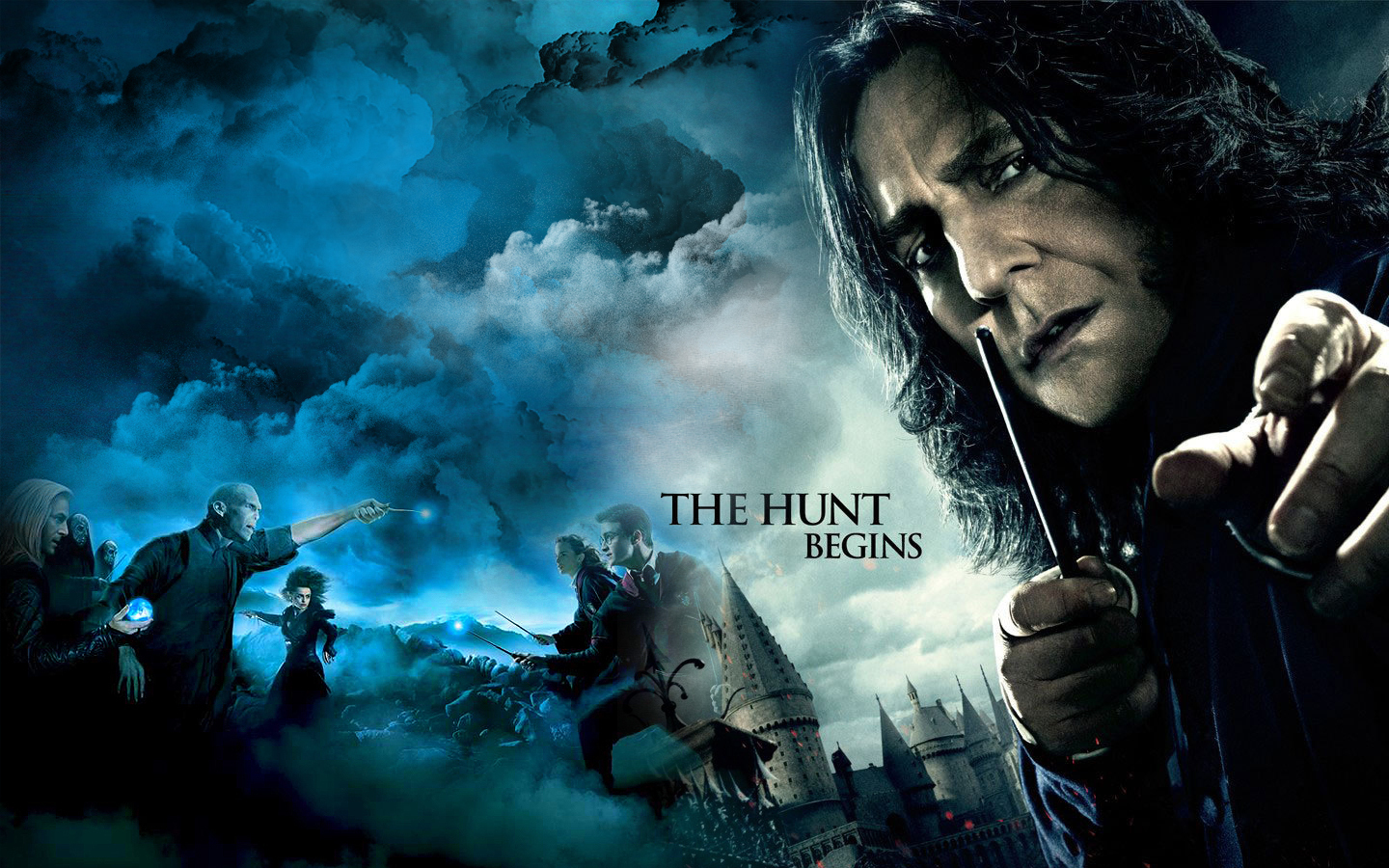 The Hunt Begins Fond D Ecran Harry Potter Fond D Ecran
