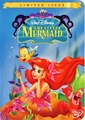The Little Mermaid - Limited Issue Disney DVD Cover