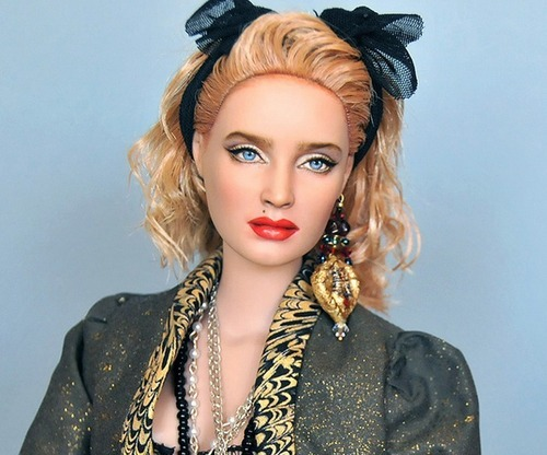 The Madonna Doll