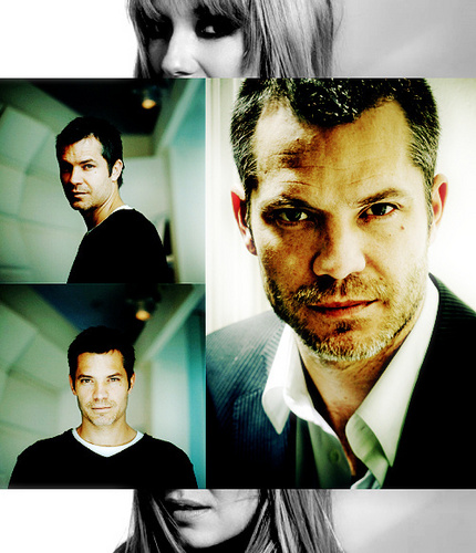 Timothy Olyphant پیپر وال containing a business suit entitled Timothy Olyphant