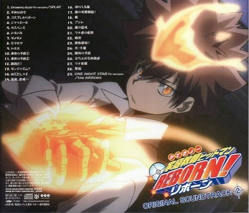 Tsuna Sawada<3