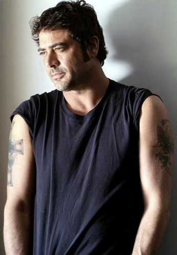 Winchester's Journal kertas dinding possibly with a jersey called Unknown Shoot - Jeffrey Dean morgan 03