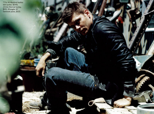 Unknown Shoot - Jensen Ackles 07