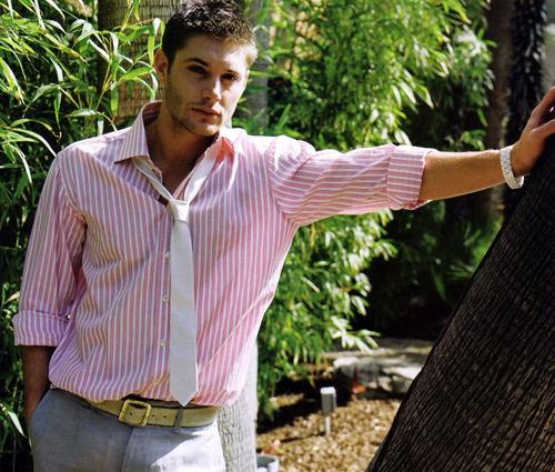 Unknown Shoot - Jensen Ackles 12