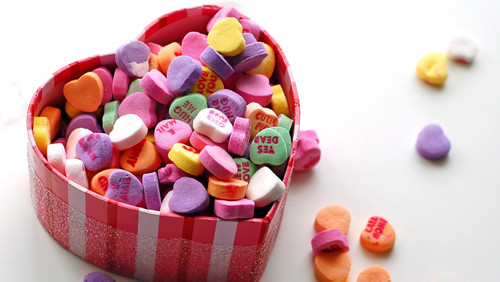 Valentines دن candy :D For Shiriny