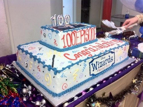 WOWP Cast & Crew Celebrate Thier 100th Episode