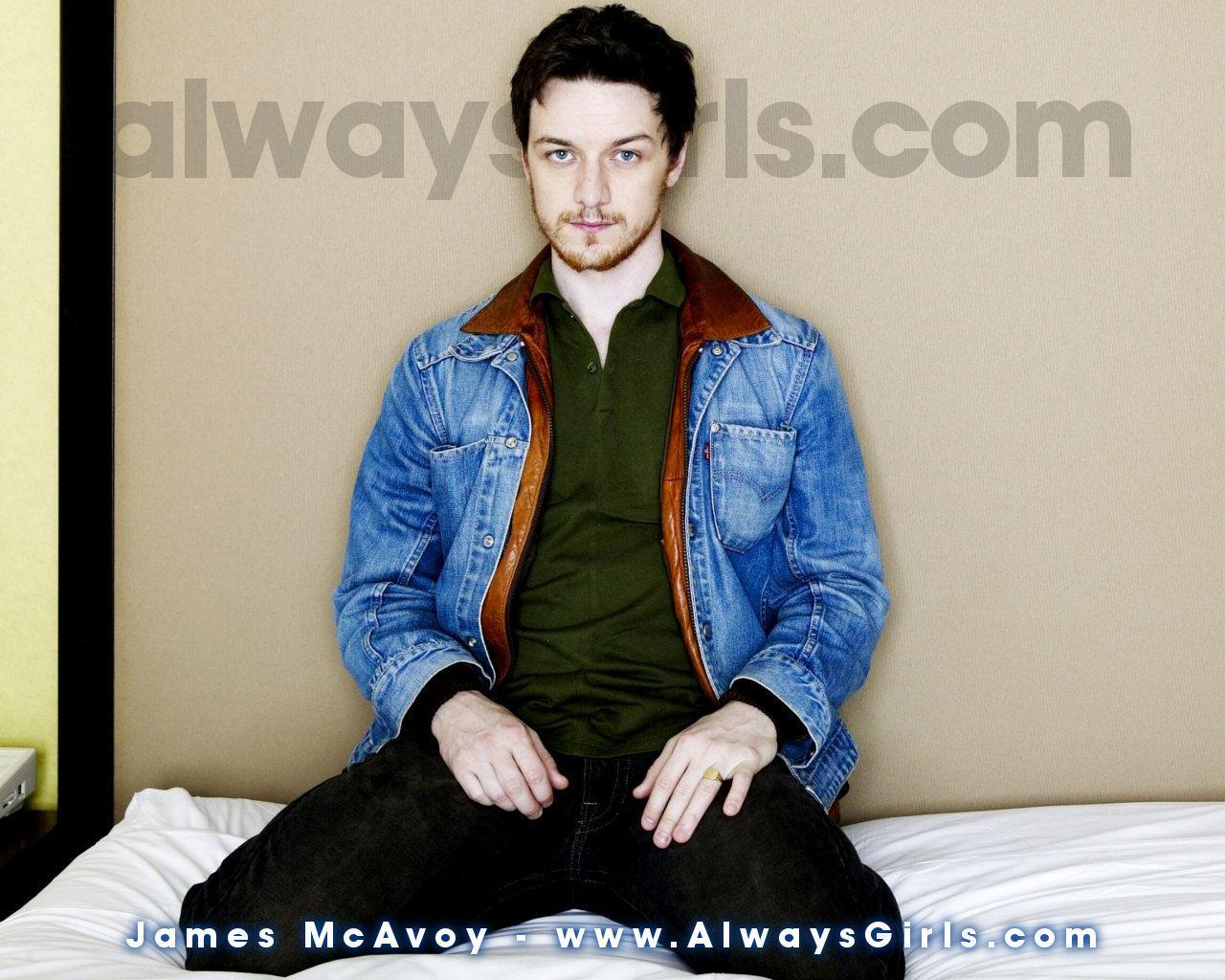 James McAvoy Wallpaper