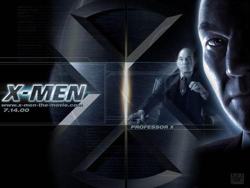 X-men THE MOVIE wallpaper titled X1