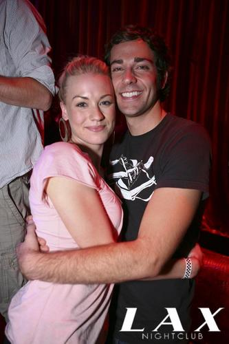 Zac & Yvonne