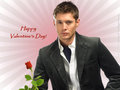 supernatural - a sexy Dean valentine wallpaper