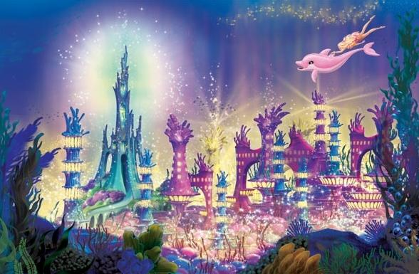 Barbie In A Mermaid Tale Movie