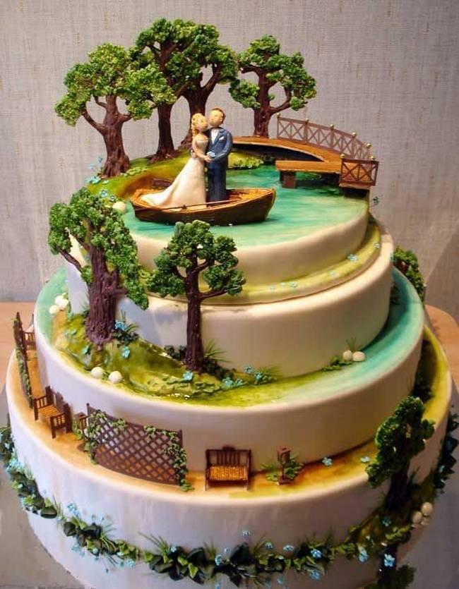 Crazy cakes cakes