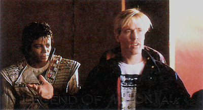captain eo making of