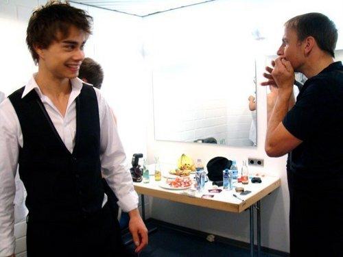 cute Alex and Frikar :)