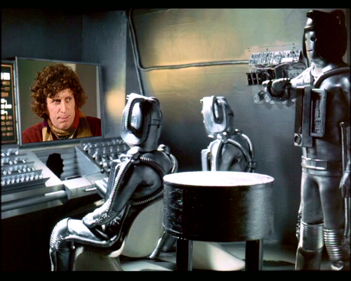 dr who. revenge of the cybermen