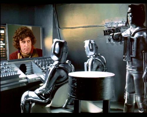 dr who. revenge of the cybermen