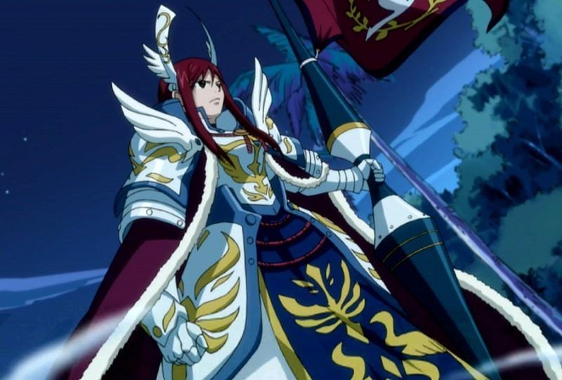 erza unnamed armour