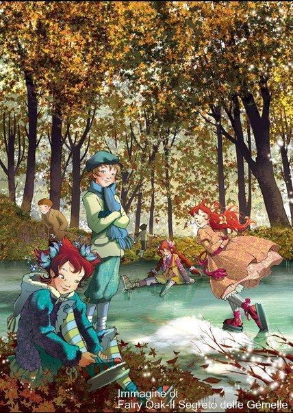 Resultado de imagen de fairy oak