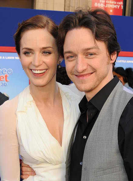 James Mcavoy Gnomeo And Juliet James McAvoy gnomeo and juliet