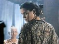 jaye davidson on the set of stargate