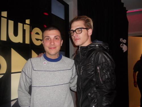 mikey & frankie