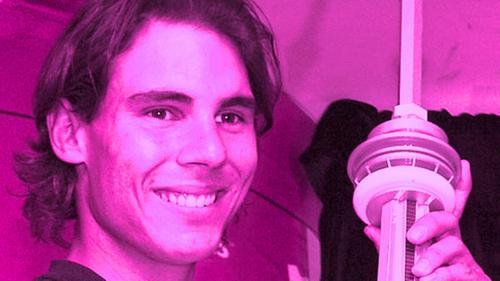 pink Nadal