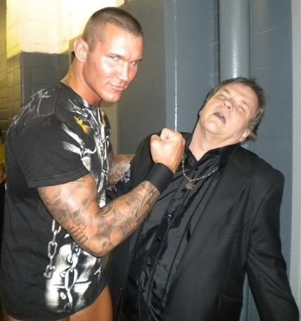 Pics For > Randy Orton Funny Moments