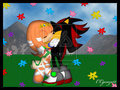 shadow and tikal kiss