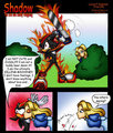 shadow comic - shadow-the-hedgehog photo