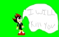 shadow!!!!! - shadow-the-hedgehog photo