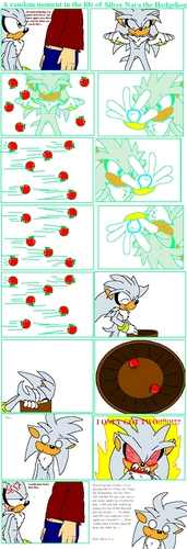 silver only got two apples