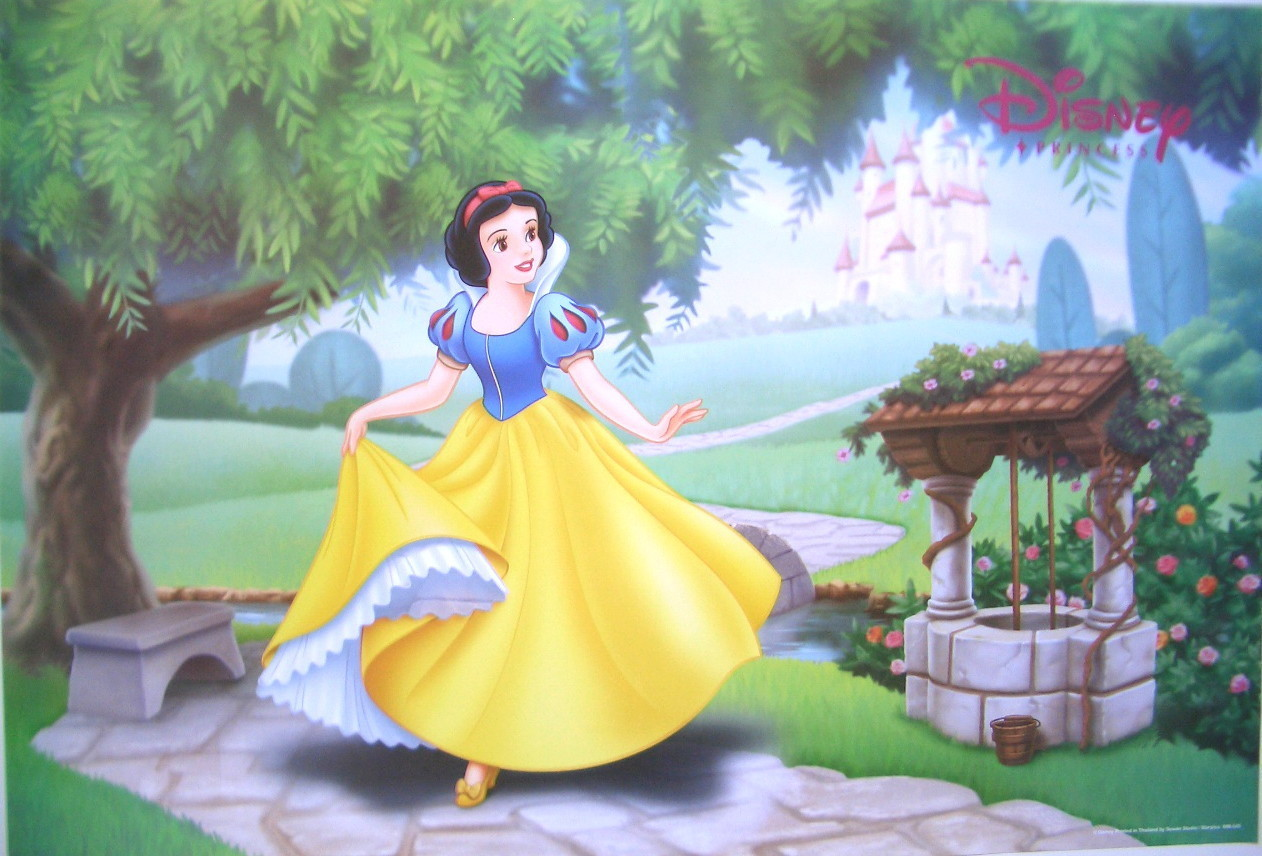 image Snow white 7 dwarfs part 10