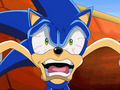 sonic funny face lol