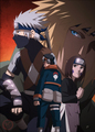 team minato - kakashi photo