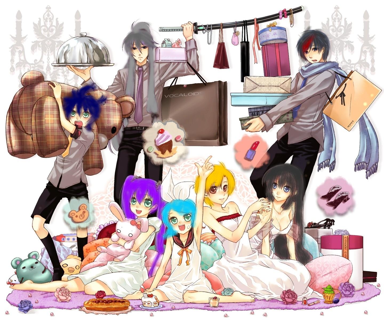 Image Result For Anime Wallpaper Hd Girl