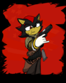 :Red dead redemption: Shadow - shadow-the-hedgehog photo