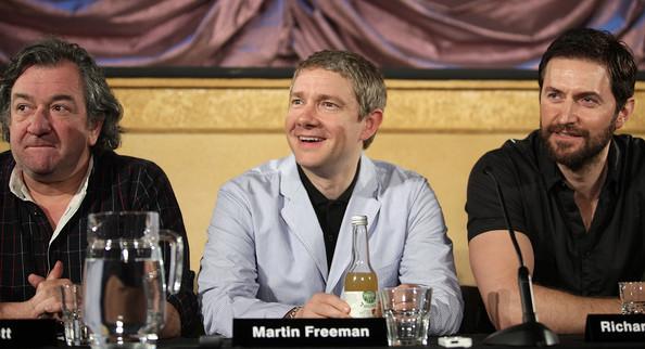 """The Hobbit: Part 1"" Press Conference"