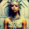 Aaliyah photo possibly containing a portrait entitled Akasha