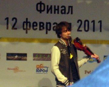 Alex in Moscow 12/2/2011