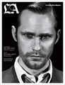 Alexander Skarsgård graces the cover of March's LA Times Magazine - alexander-skarsgard photo