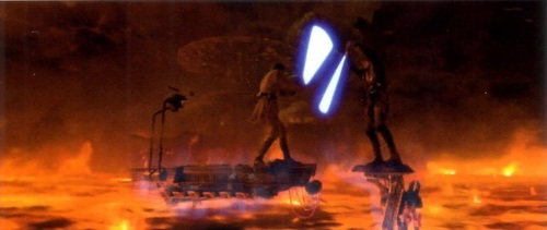 Anakin Skywalker fond d'écran probably containing a fire, a fountain, and a feu titled Anakin Skywalker