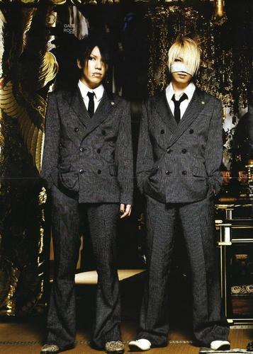 Aoi and Reita