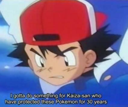 Ash/Satoshi Pictures!