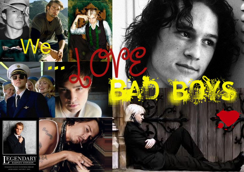 Bad Boy Love Wallpaper : I Love Bad Boys Wallpaper www.pixshark.com - Images Galleries With A Bite!