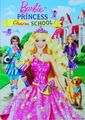 Barbie in Princess Charm School (Poster, not cover)