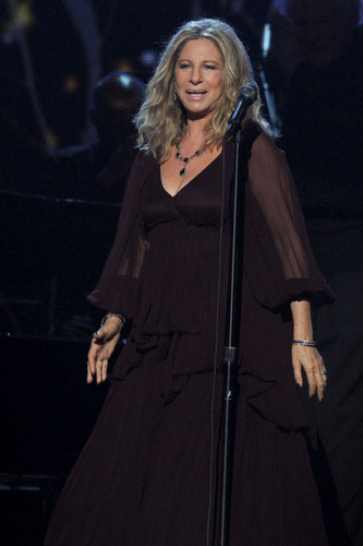 Barbra Streisand - The 53rd Annual GRAMMY Awards