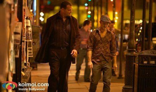 Ben Foster & Jeff Chase as Steve McKenna & Burke