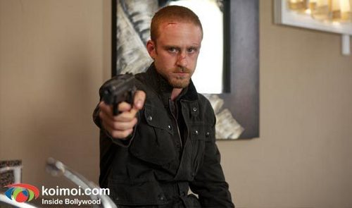 Ben Foster as Steve McKenna